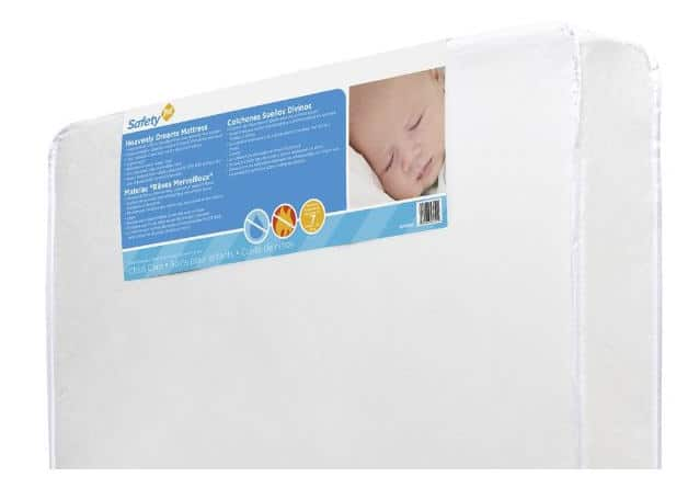 Safety 1st Transitions Baby and Toddler Mattress