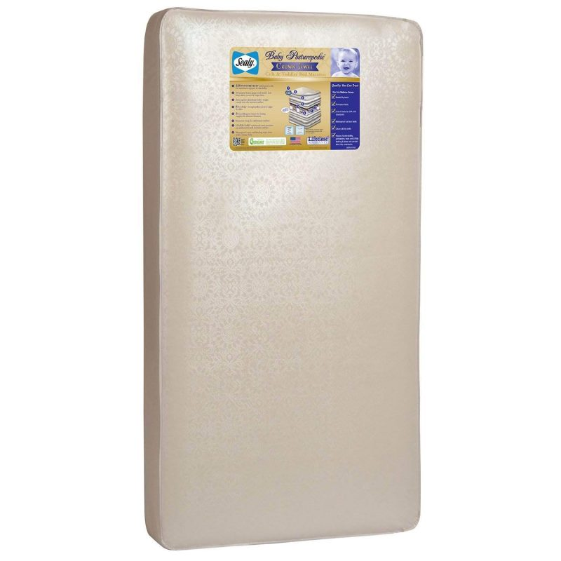 Sealy Baby Posturepedic Mattress features