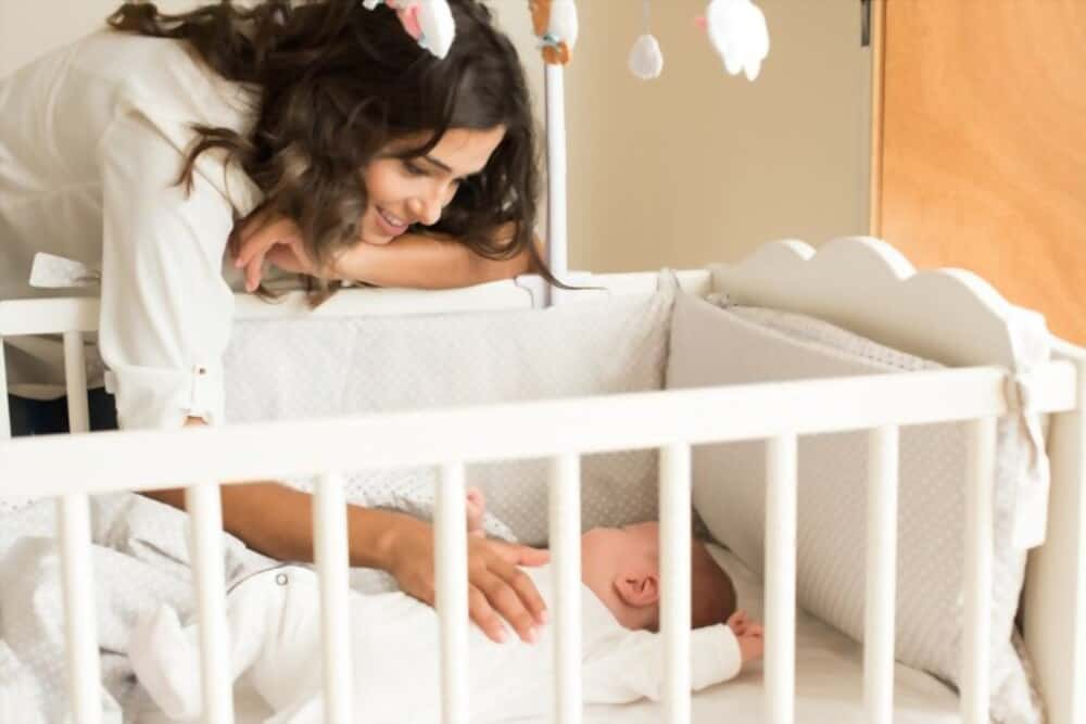How To Encourage Good Sleep Habits For Crib